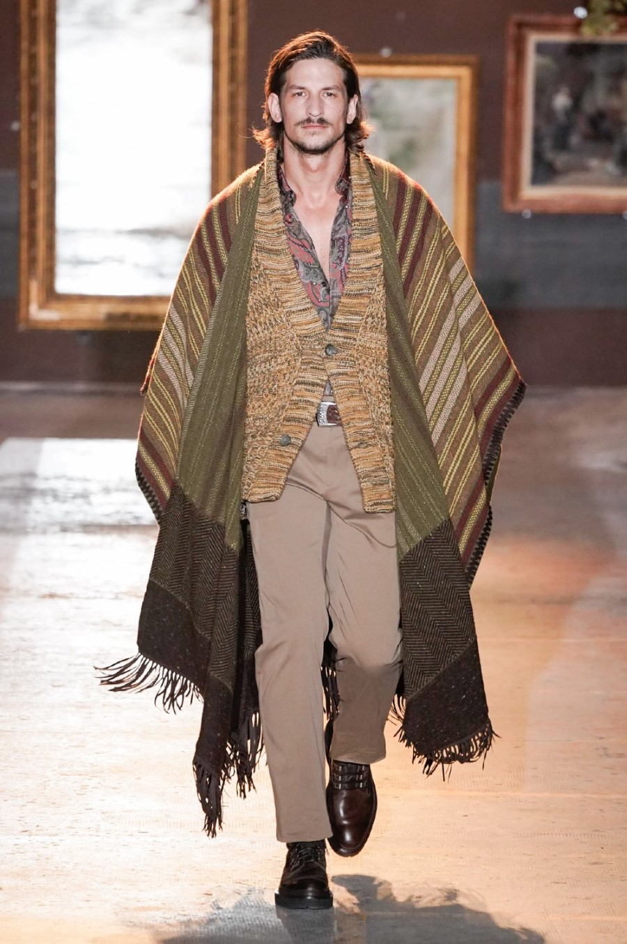 Etro - Fall Winter 2020 - Milano Fashion Week Men's