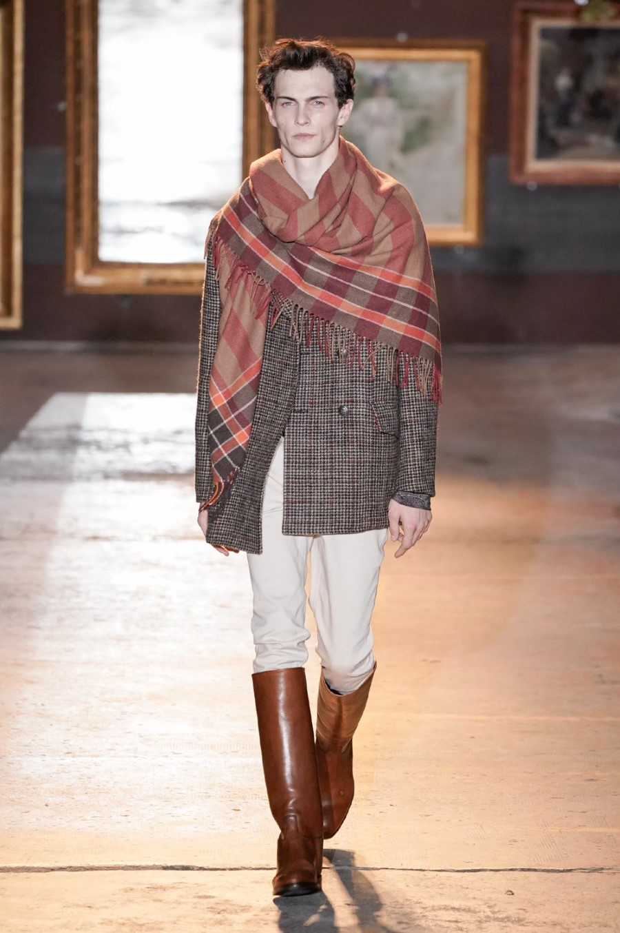 Etro - Fall/Winter 2020 - Milano Fashion Week Men's