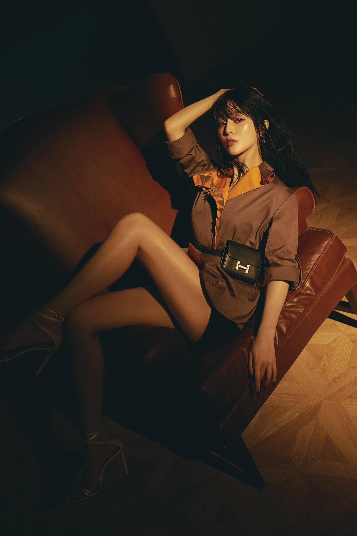 Fan Bingbing covers Flaunt Magazine Issue 168 by Dalong Yang