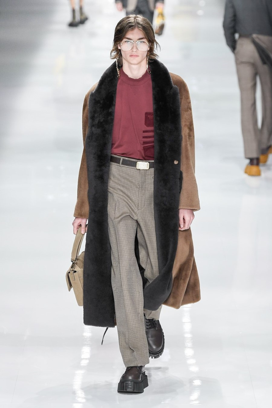 Fendi - Fall Winter 2020 - Milano Fashion Week Men's