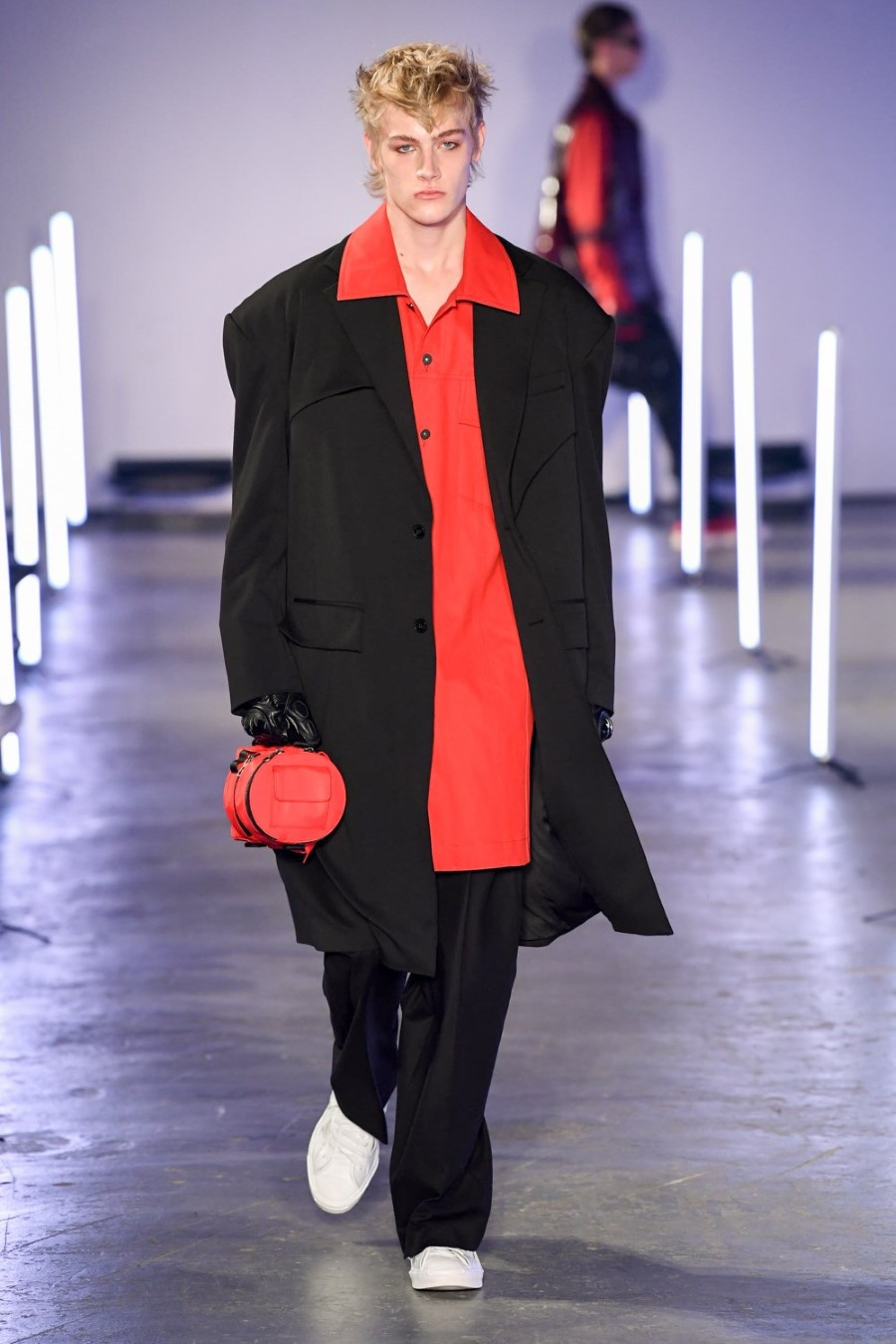 Feng Chen Wang - Fall Winter 2020 - London Fashion Week Men's
