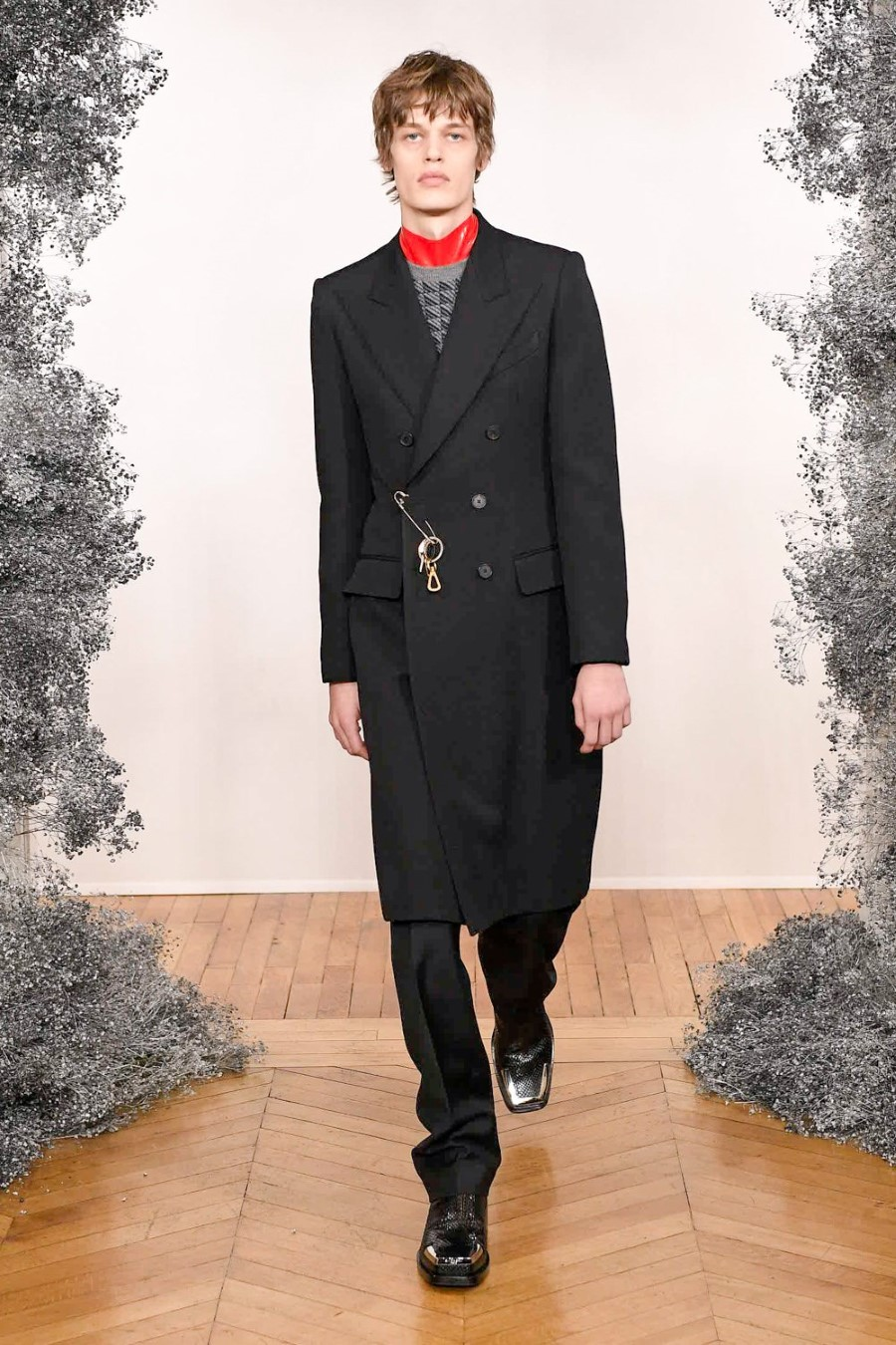 Givenchy - Fall Winter 2020 - Paris Fashion Week Men's