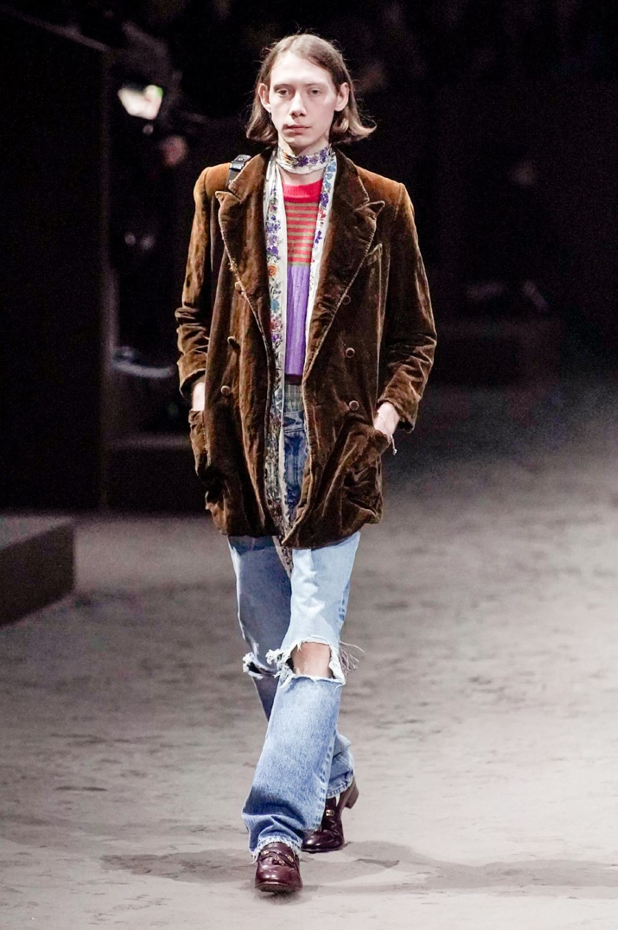 Gucci - Fall Winter 2020 - Milano Fashion Week Men's