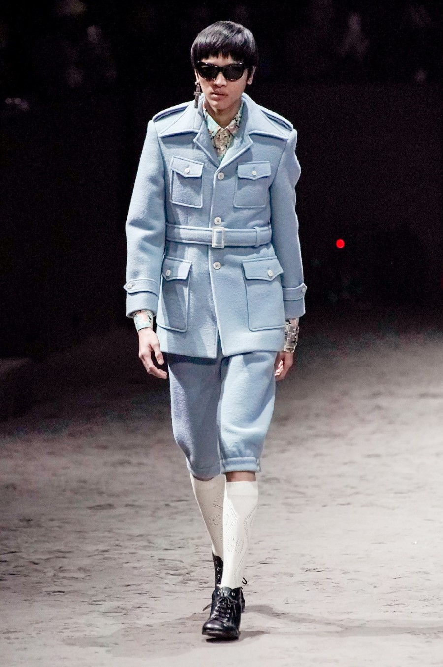 Gucci - Fall Winter 2020 - Milano Fashion Week Men's