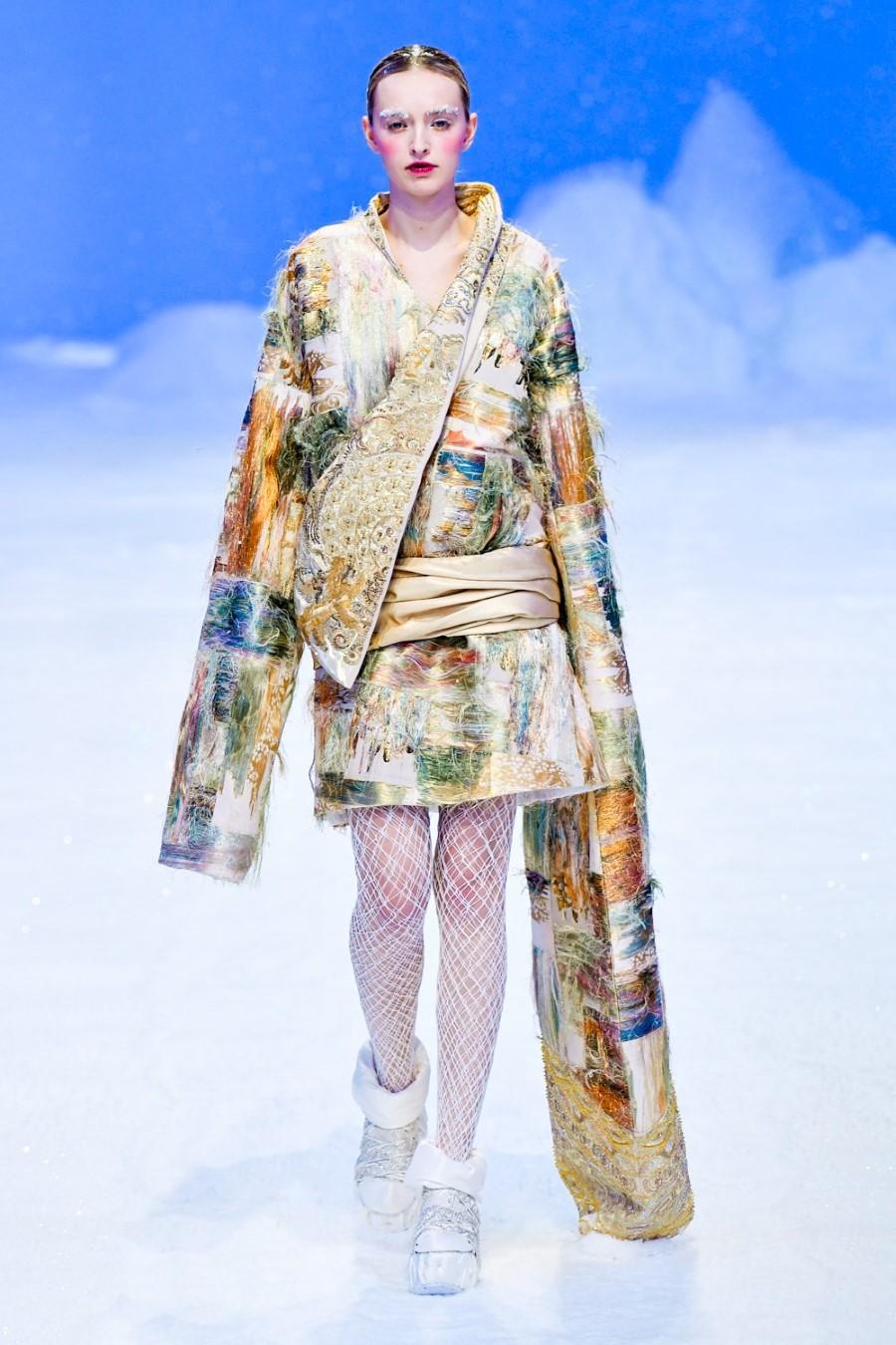 Guo Pei Haute Couture Spring Summer 2020