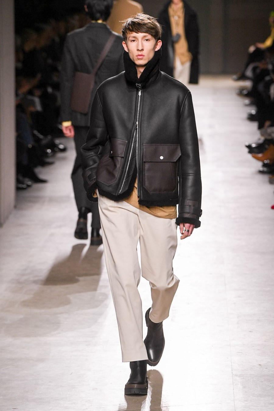 Hermès - Fall Winter 2020 - Paris Fashion Week Men's