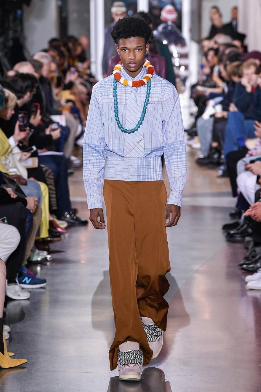 Lanvin - Fall Winter 2020 - Paris Fashion Week Men's