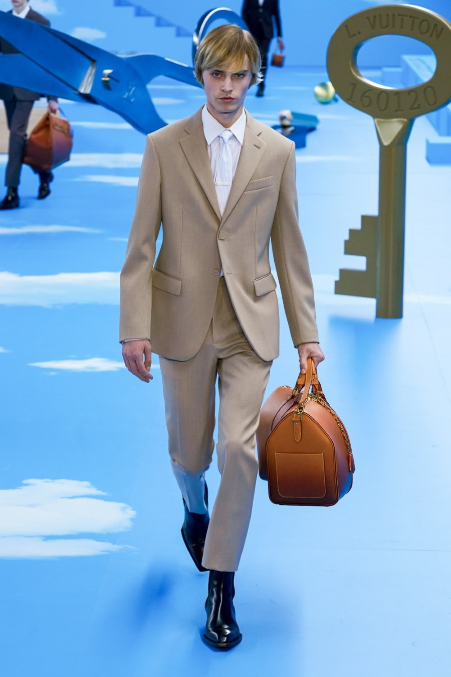 Louis Vuitton - Fall Winter 2020 - Paris Fashion Week Men's
