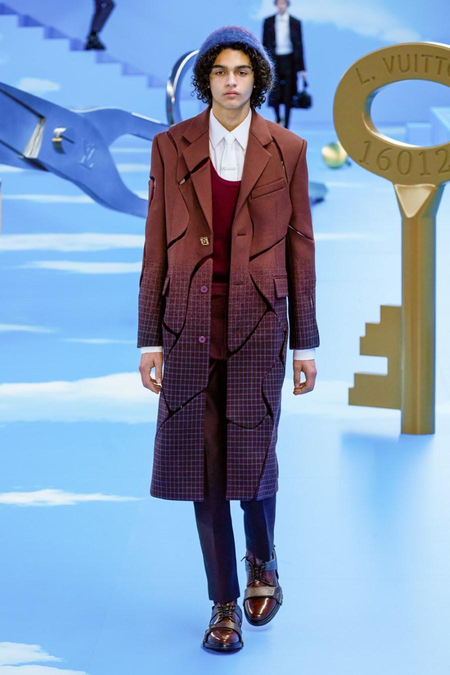 Louis Vuitton - Fall Winter 2020 - Paris Fashion Week Men's