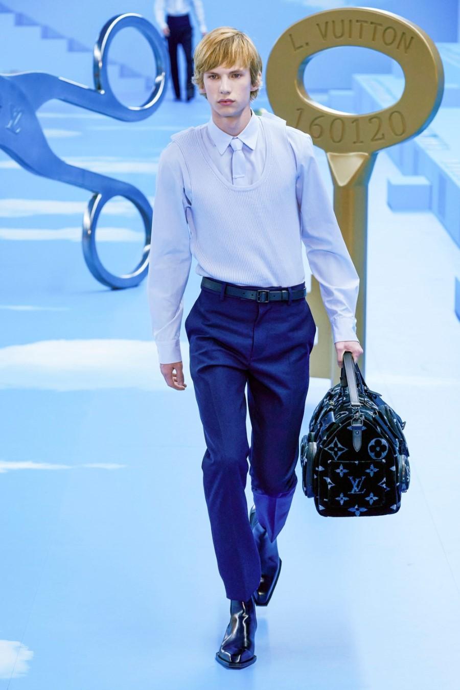 Louis Vuitton - Fall/Winter 2020 - Paris Fashion Week Men's