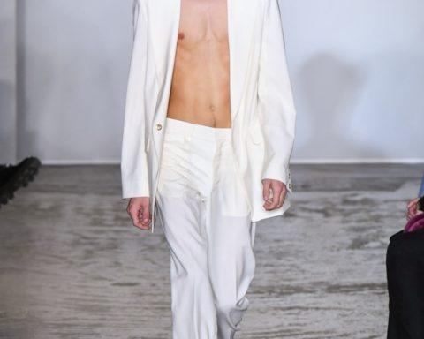 Ludovic de Saint Sernin - Fall Winter 2020 – Paris Fashion Week Men's