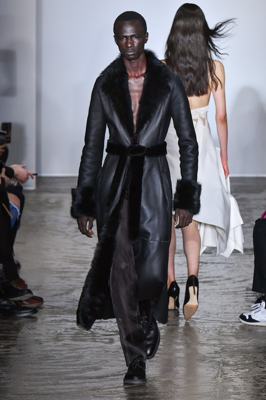 Ludovic de Saint Sernin - Fall Winter 2020 – Paris Fashion Week Men's