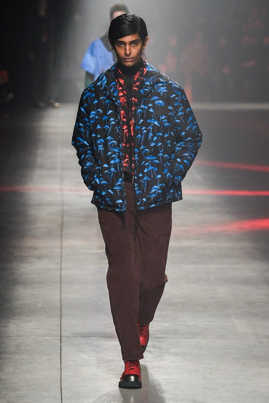 MSGM - Fall Winter 2020 - Milano Fashion Week Men'sMSGM - Fall Winter 2020 - Milano Fashion Week Men's