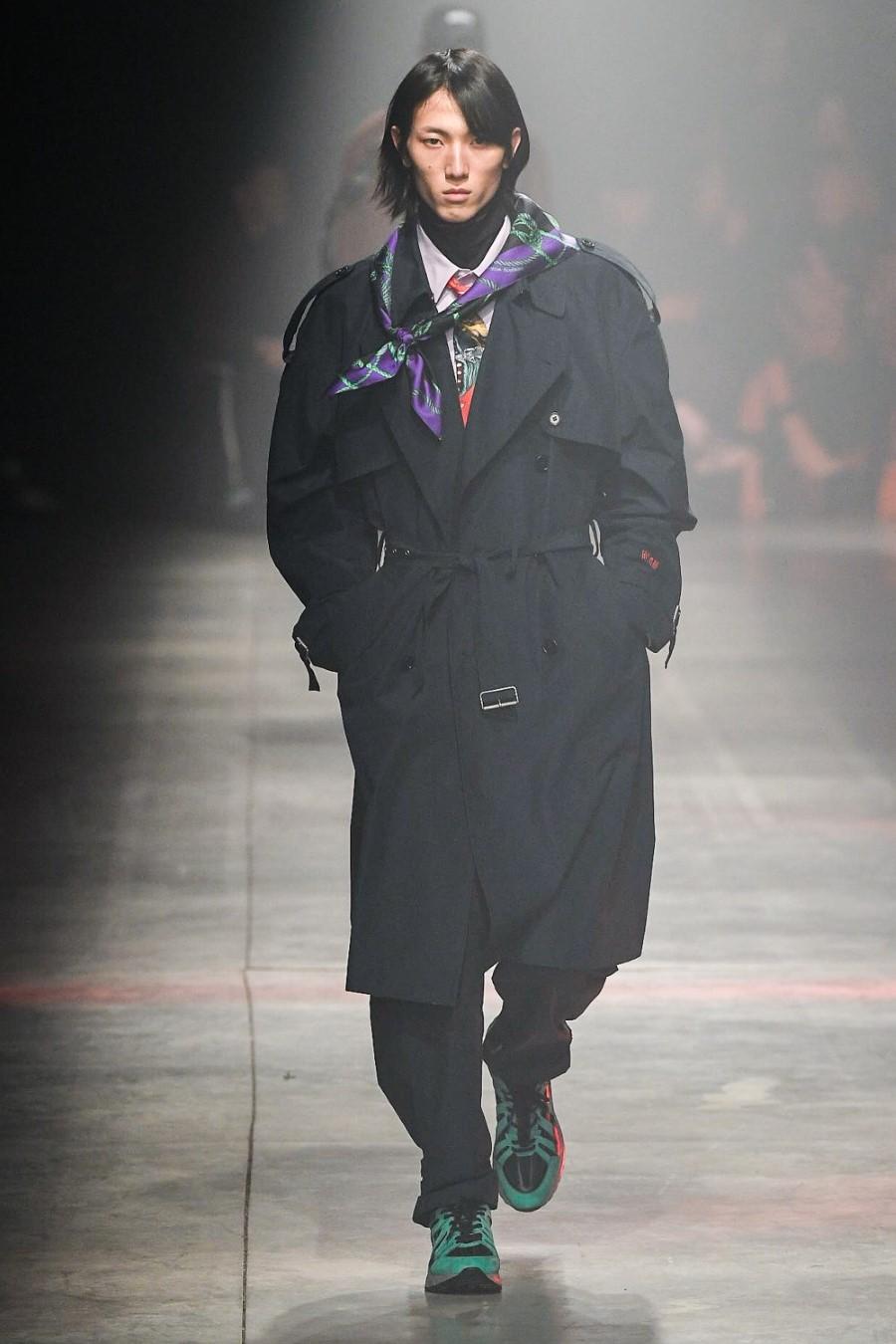 MSGM - Fall Winter 2020 - Milano Fashion Week Men's