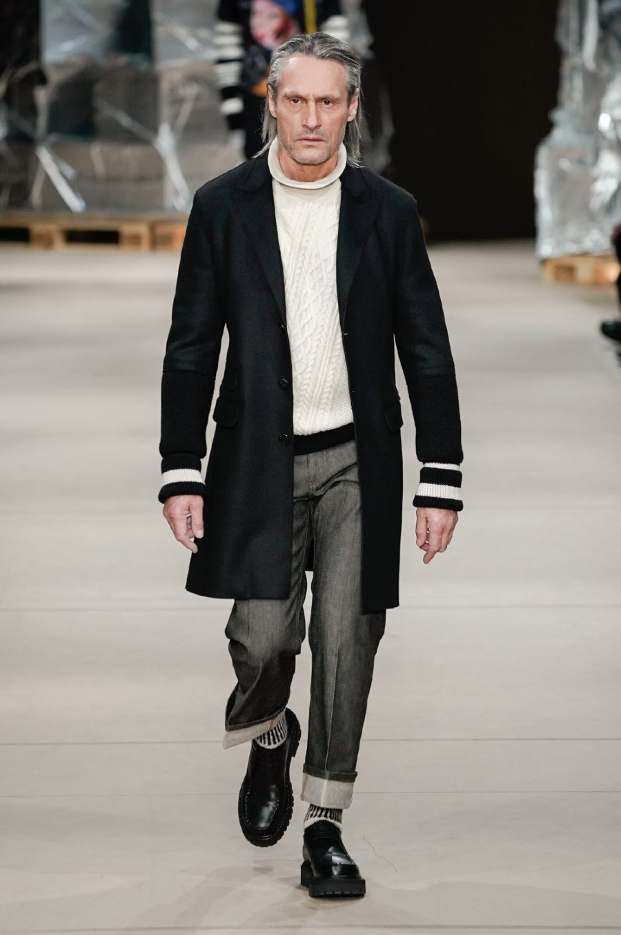Neil Barrett - Fall Winter 2020 - Milano Fashion Week Men'sNeil Barrett - Fall Winter 2020 - Milano Fashion Week Men's