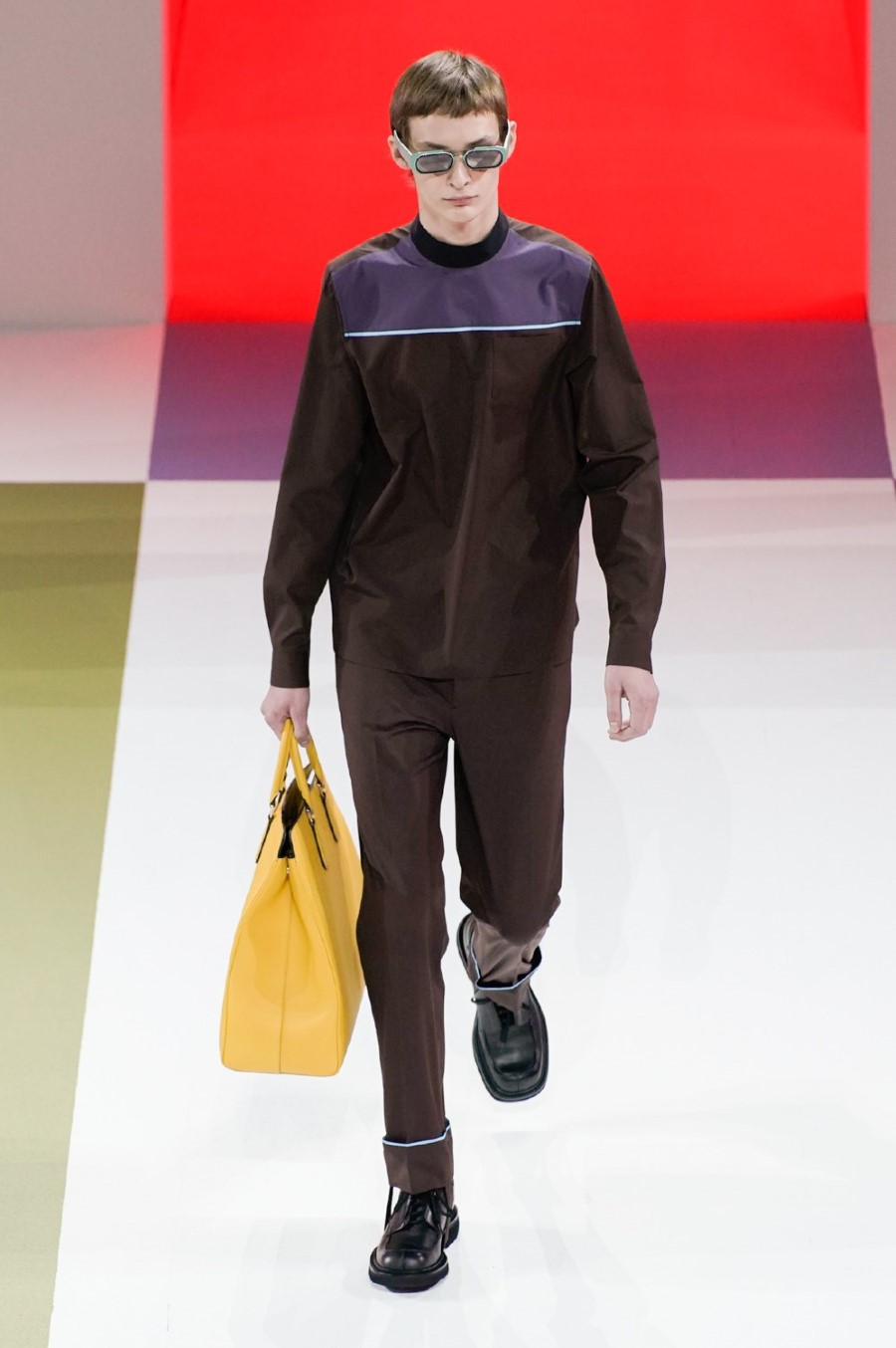 Prada - Fall Winter 2020 - Milano Fashion Week Men's