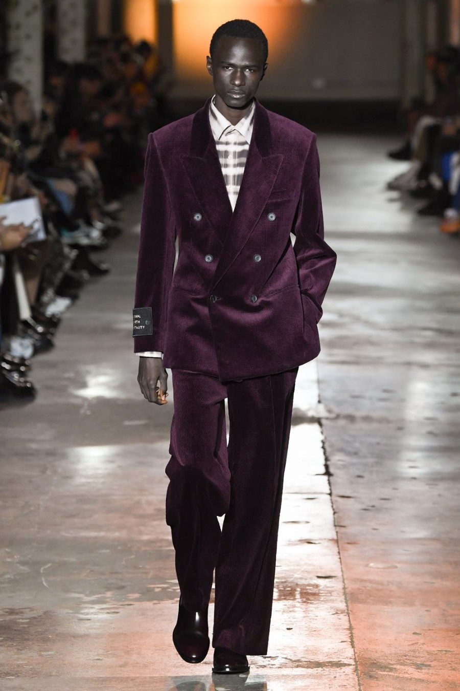 Qasimi Fall Winter 2020 London Fashion Week Men S Fashionotography