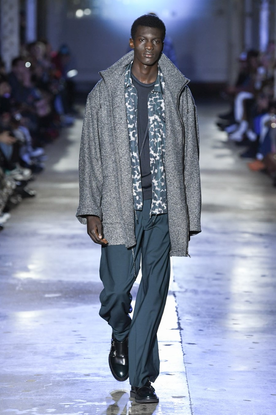 Qasimi - Fall Winter 2020 - London Fashion Week Men's