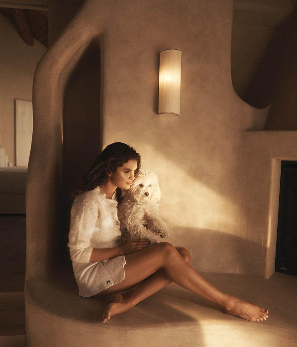 Selena Gomez covers WSJ. Magazine February 2020 by Lachlan Bailey