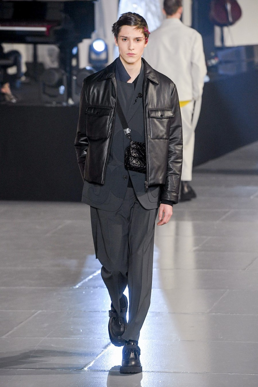 Valentino - Fall Winter 2020 - Paris Fashion Week Men's