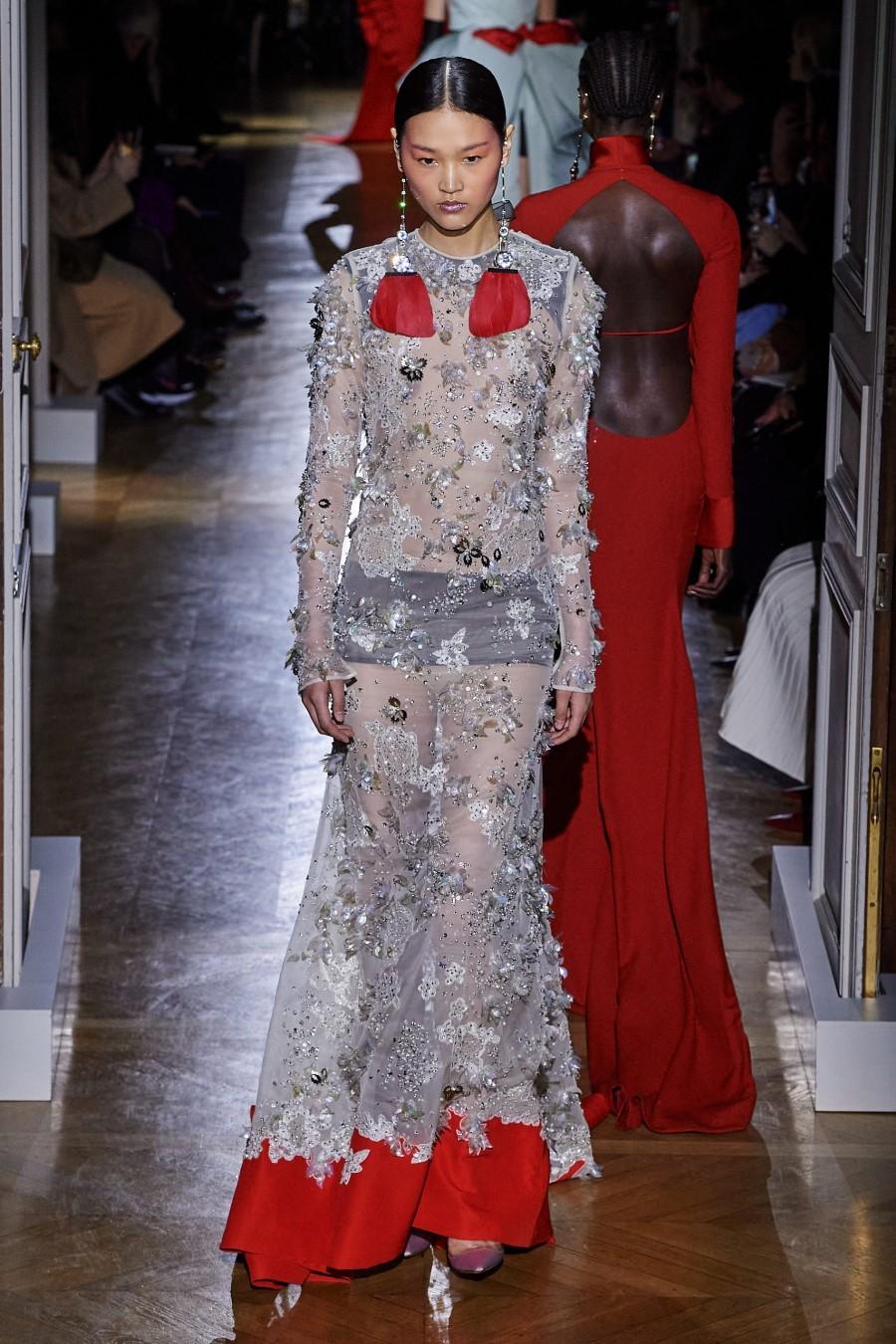 Valentino Haute Couture Spring Summer 2020