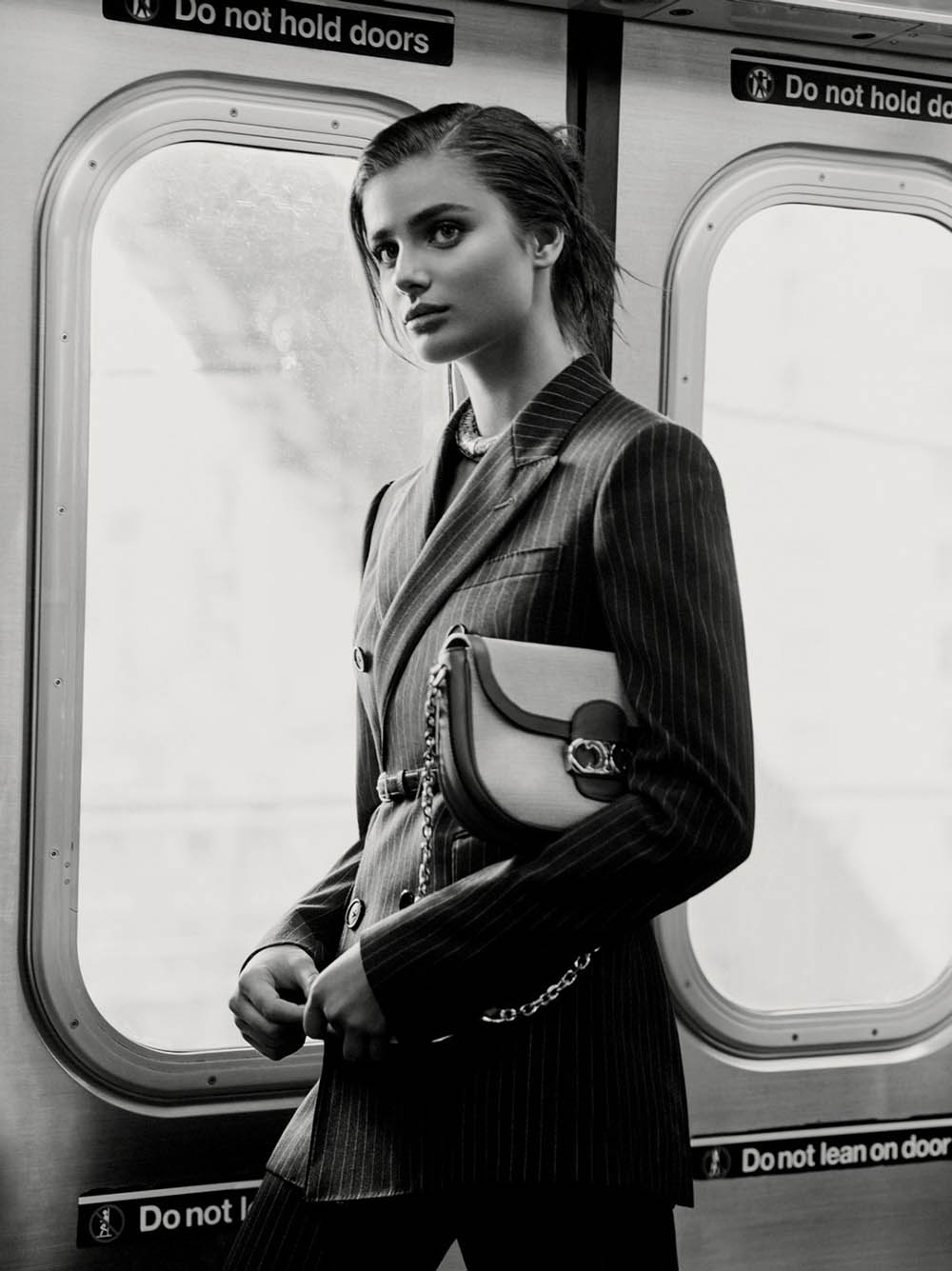 ''Work Up'' by Matt Easton for British Vogue January 2020