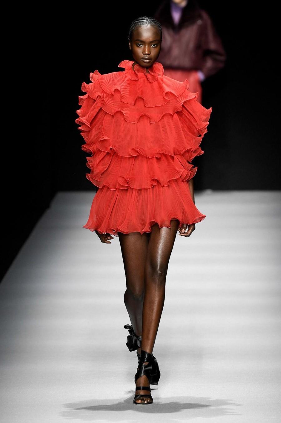 Alberta Ferretti - Fall Winter 2020 - Milan Fashion WeekAlberta Ferretti - Fall Winter 2020 - Milan Fashion Week