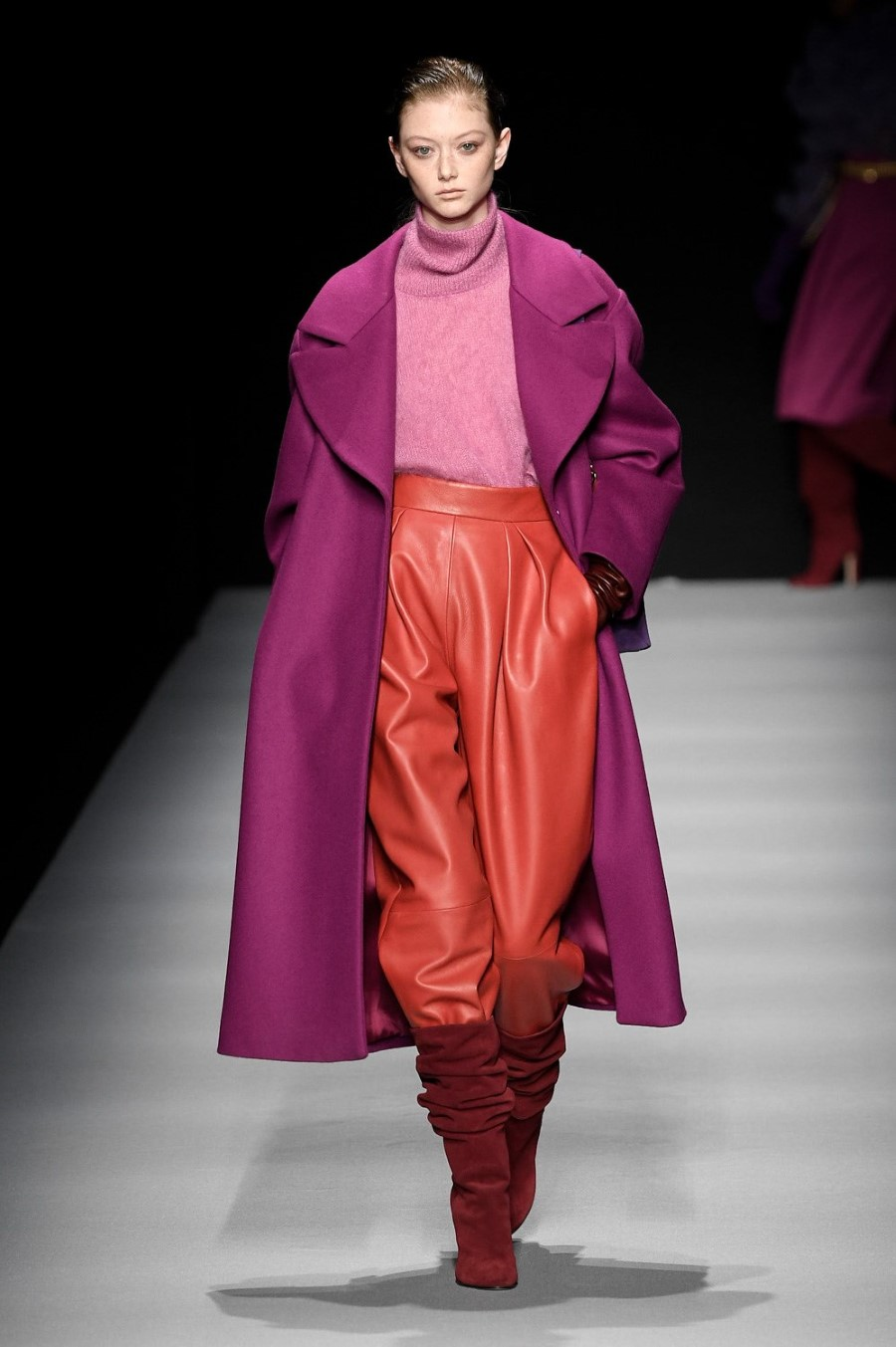 Alberta Ferretti - Fall Winter 2020 - Milan Fashion Week