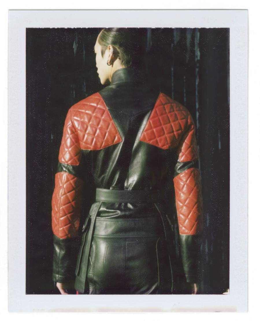 Alexander McQueen Men's Fall Winter 2020 Lookbook
