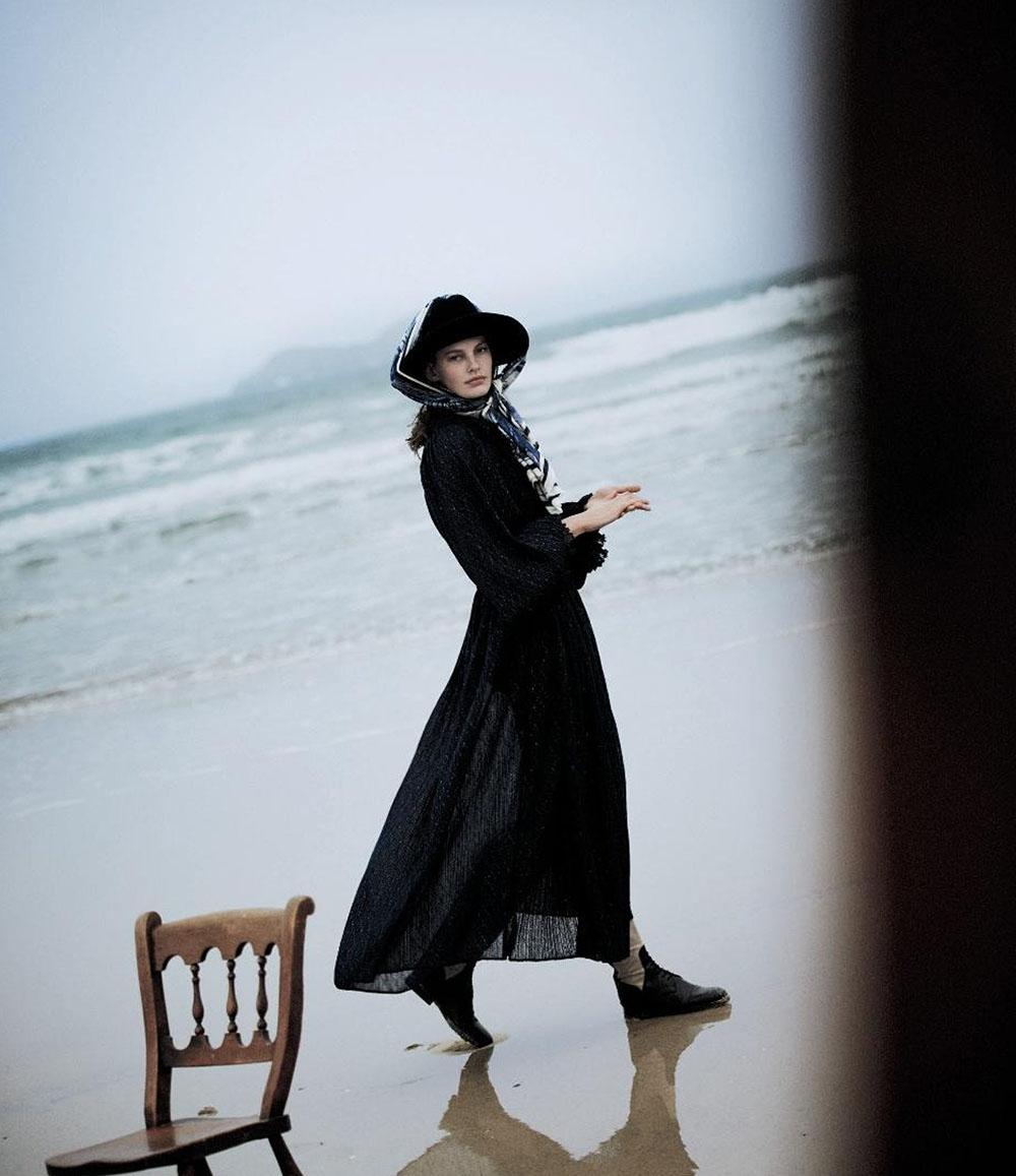 Amanda Murphy by Boo George for Numéro February 2020