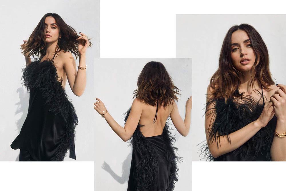 Ana de Armas covers Porter Magazine February 24th, 2020 by Olivia Malone