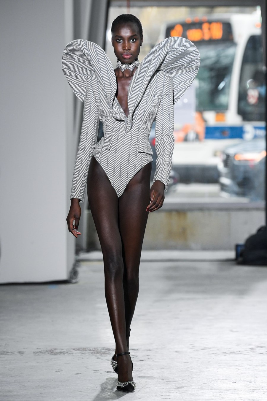 Area - Fall Winter 2020 - New York Fashion Week