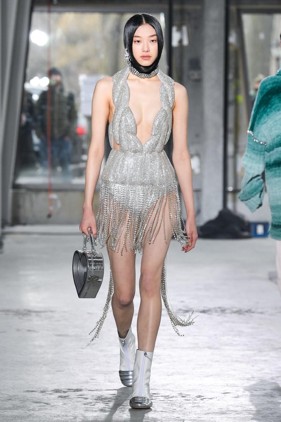Area - Fall Winter 2020 - New York Fashion Week