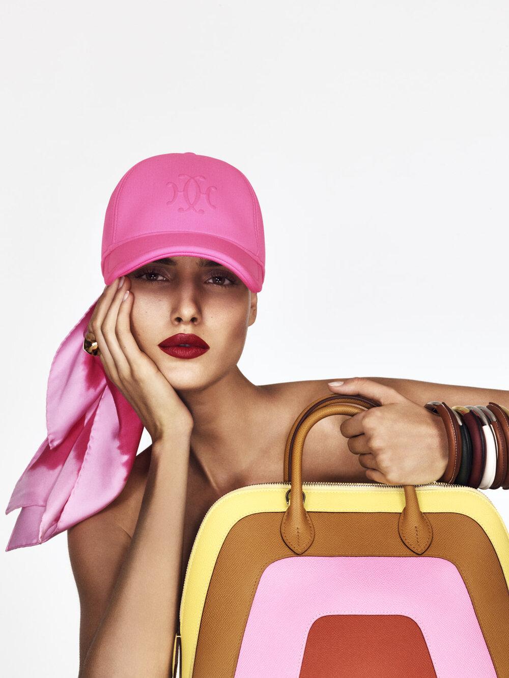 Blanca Padilla by Yulia Gorbachenko for Harper's Bazaar US February 2020