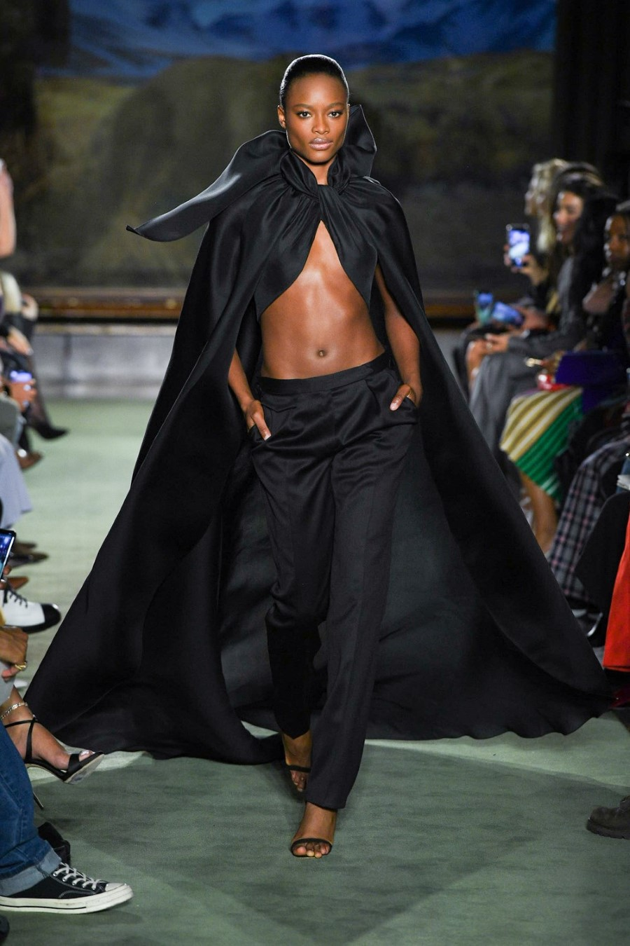 Brandon Maxwell - Fall Winter 2020 - New York Fashion Week