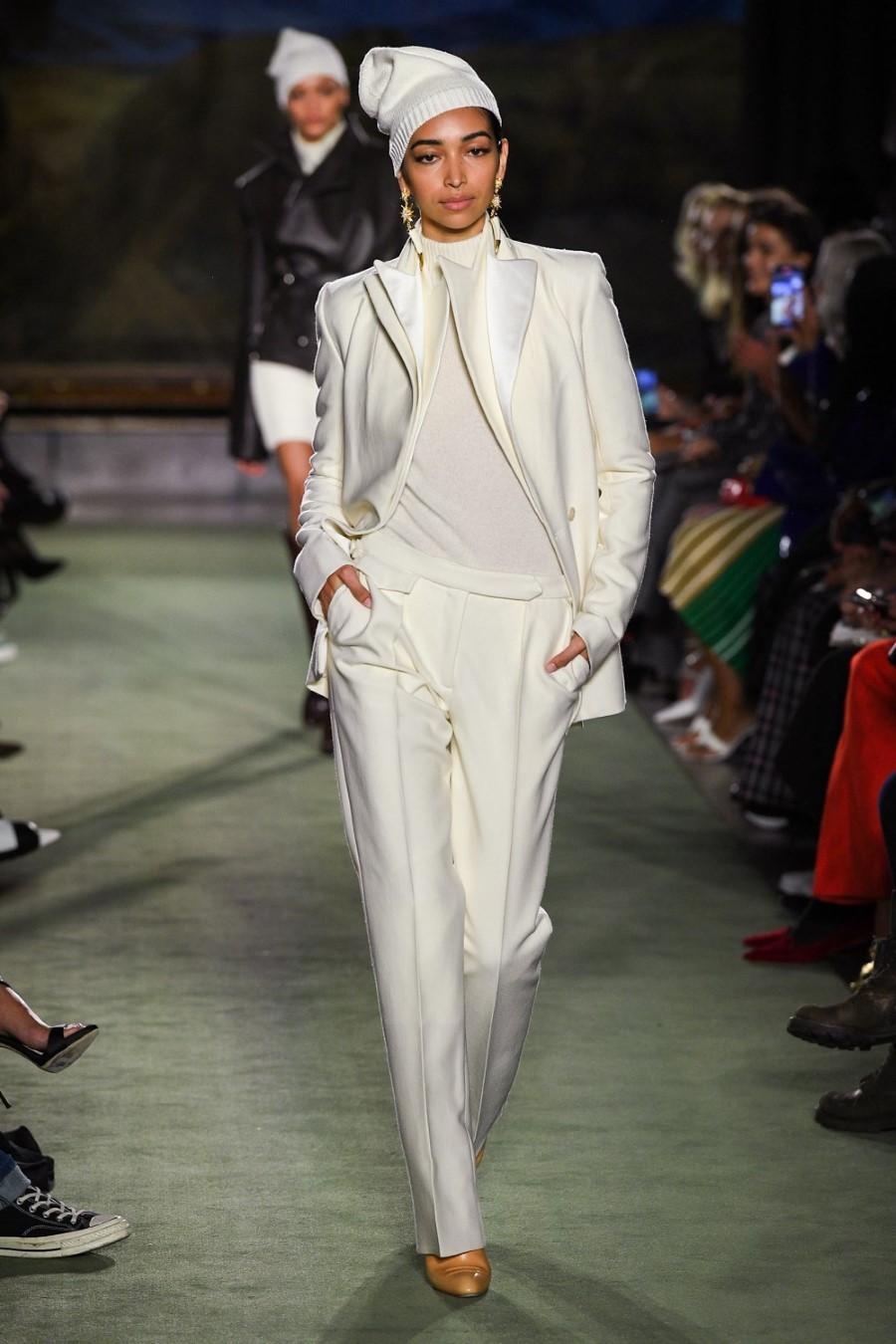 Brandon Maxwell - Fall Winter 2020 - New York Fashion Week