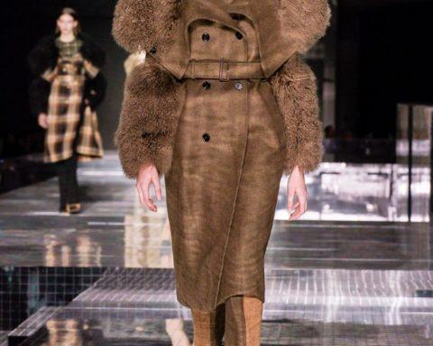 Burberry - Fall/Winter 2020 - London Fashion Week
