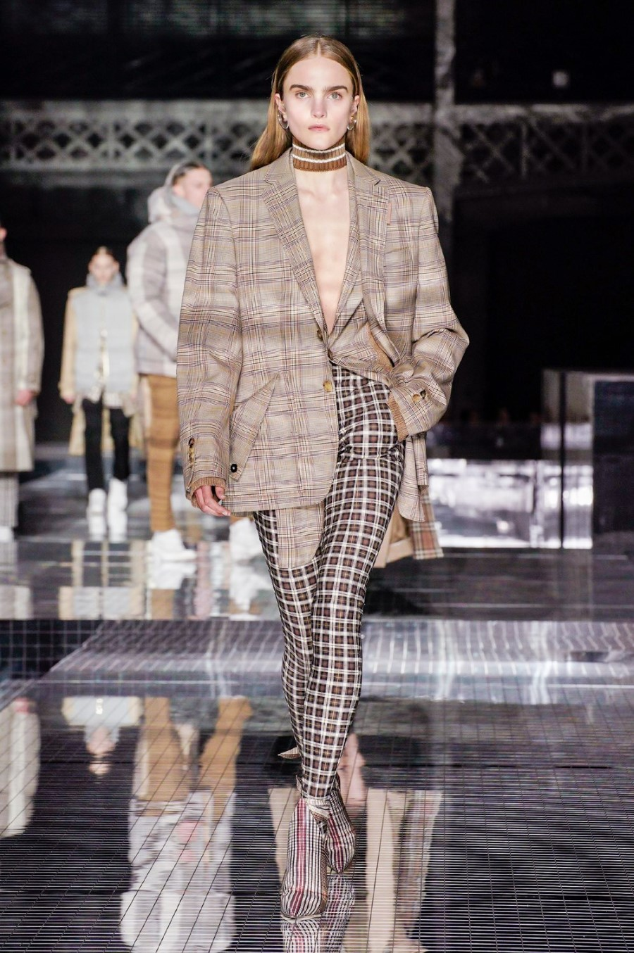 Burberry - Fall/Winter 2020 - London Fashion Week