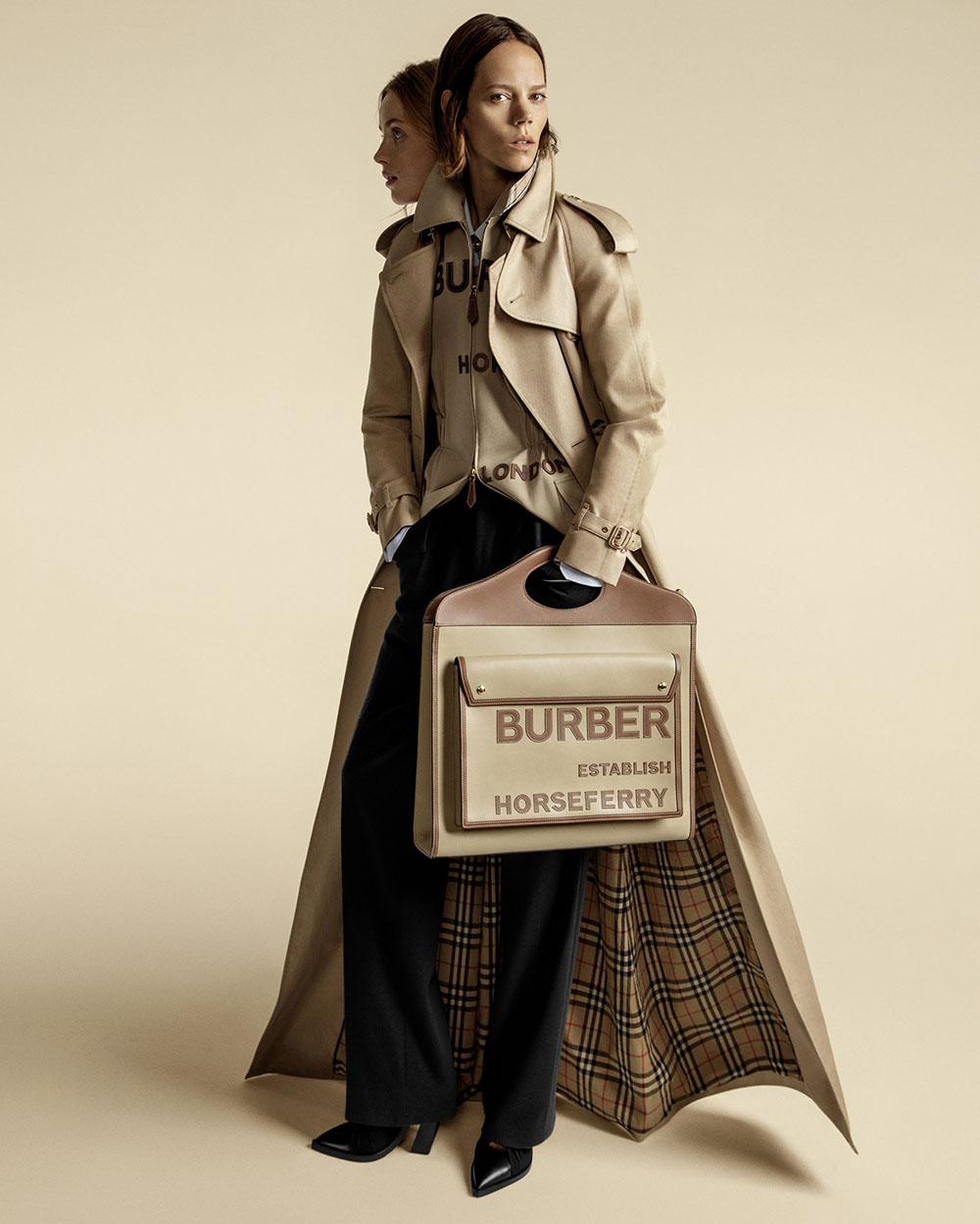 Burberry Spring Summer 2020 Campaign
