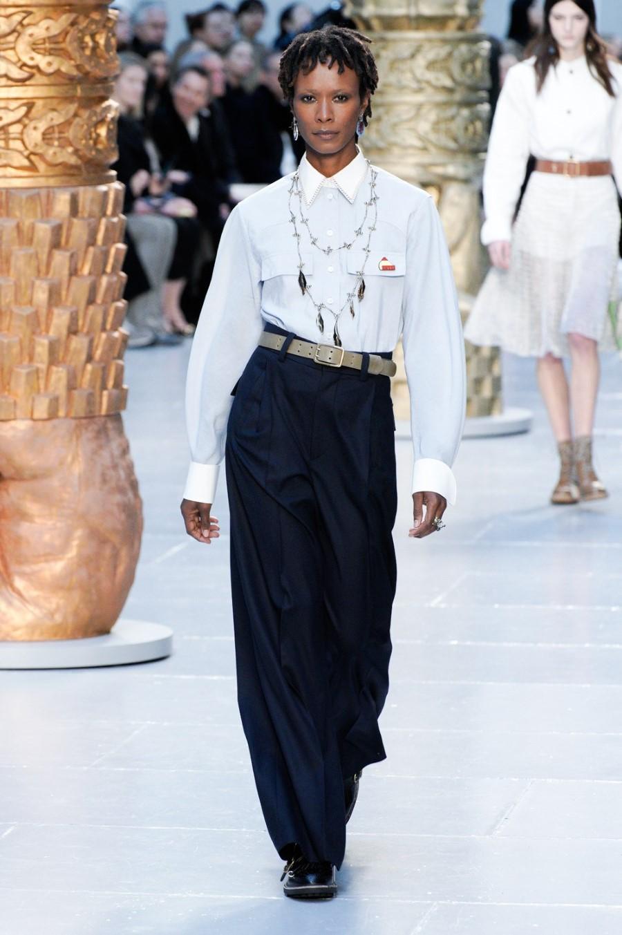 Chloé - Fall Winter 2020 - Paris Fashion Week