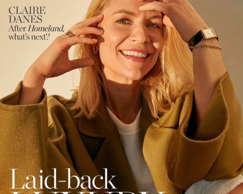 Claire Danes covers Porter Magazine February 3rd, 2020 by Yelena Yemchuk
