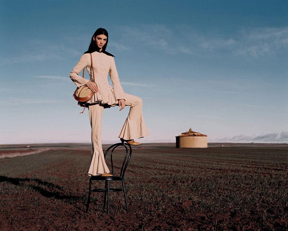 Cynthia Arrebola by Anya Holdstock for Vogue Spain February 2020