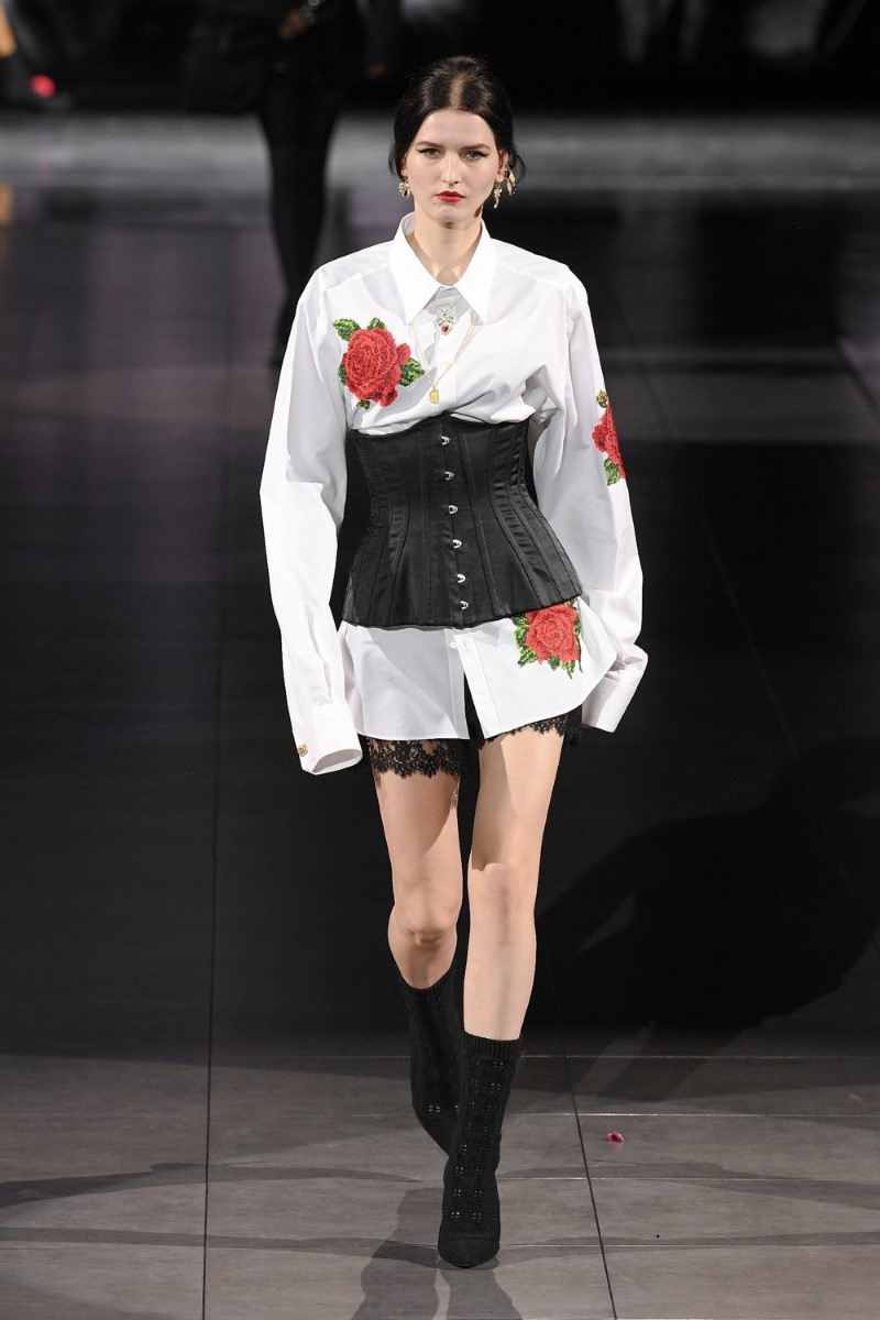 Dolce & Gabbana Fall Winter 2020