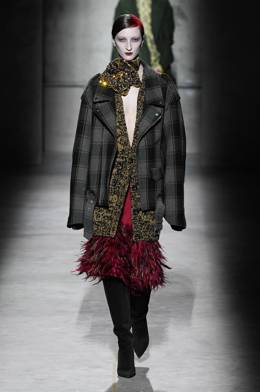 Dries Van Noten - Fall Winter 2020 - Paris Fashion Week