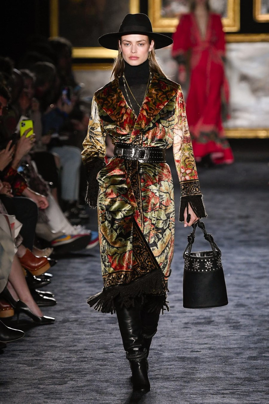 Etro - Fall Winter 2020 - Milan Fashion WeekEtro - Fall Winter 2020 - Milan Fashion Week