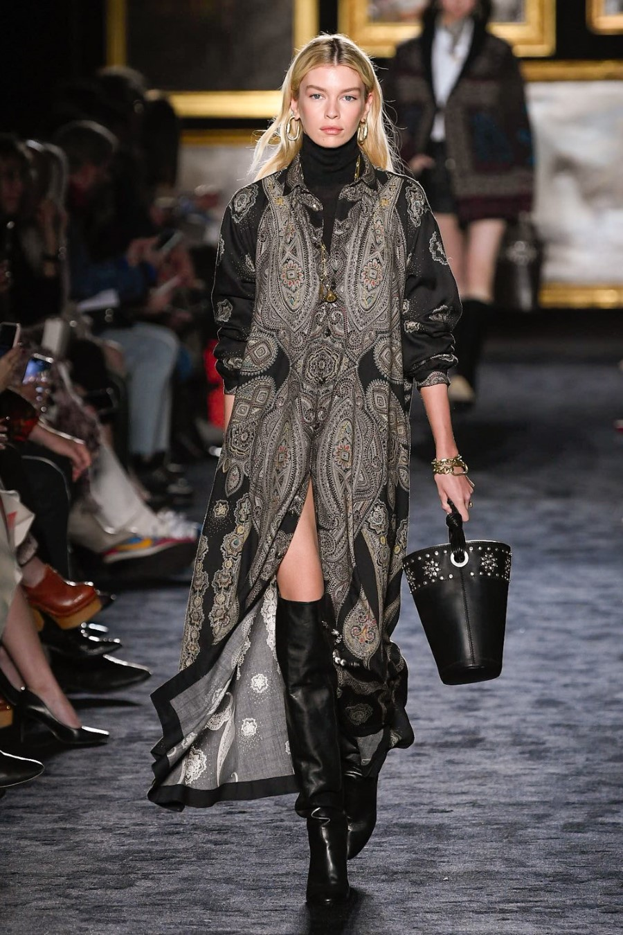 Etro - Fall Winter 2020 - Milan Fashion Week