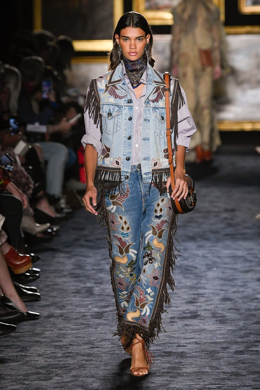 Etro - Fall/Winter 2020 - Milan Fashion Week
