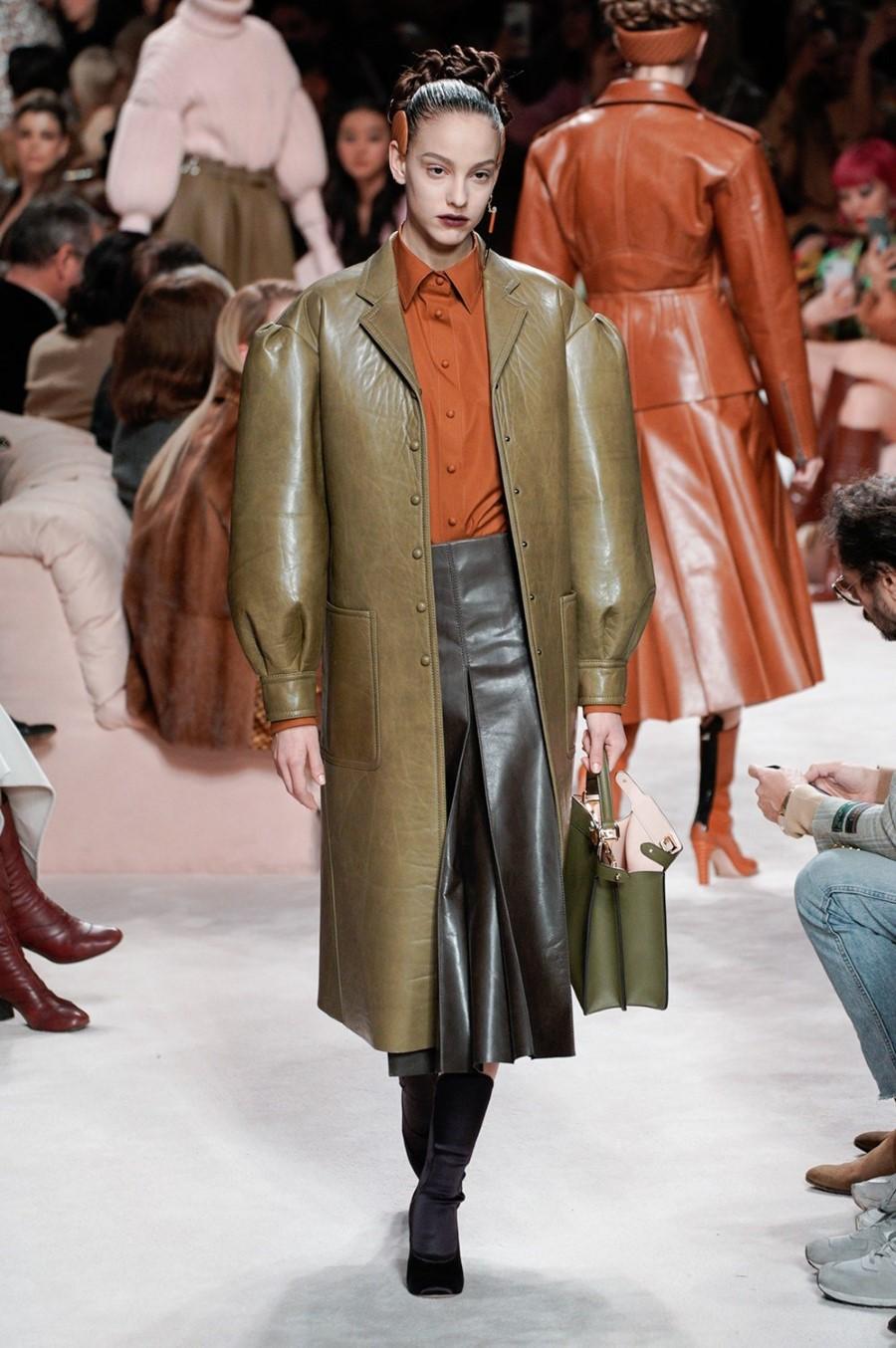 Fendi - Fall Winter 2020 - Milan Fashion Week