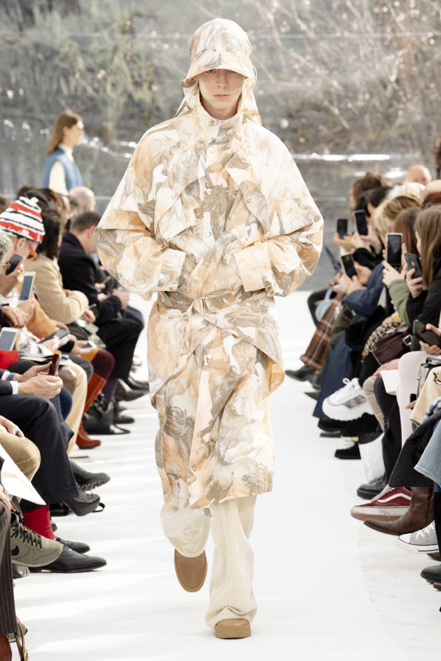 Kenzo - Fall Winter 2020 - Paris Fashion Week