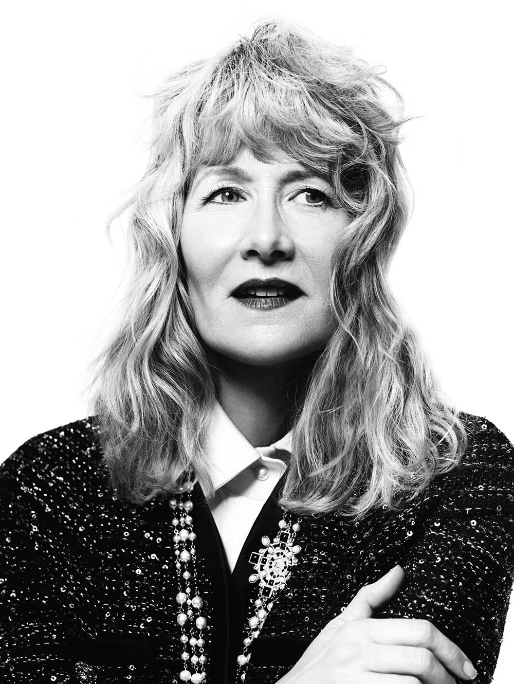 Laura Dern covers AnOther Magazine Spring Summer 2020 by Willy Vanderperre